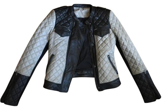Item - Black and Grey Jacket Size 4 (S)