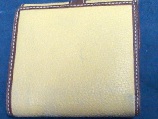 Coach Coach French leather wallet