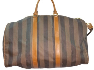Fendi Travel BROWN Travel Bag