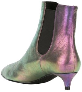 Ash Chelsea Boot Iridescent - Pink, Purple, Green, Silver Boots