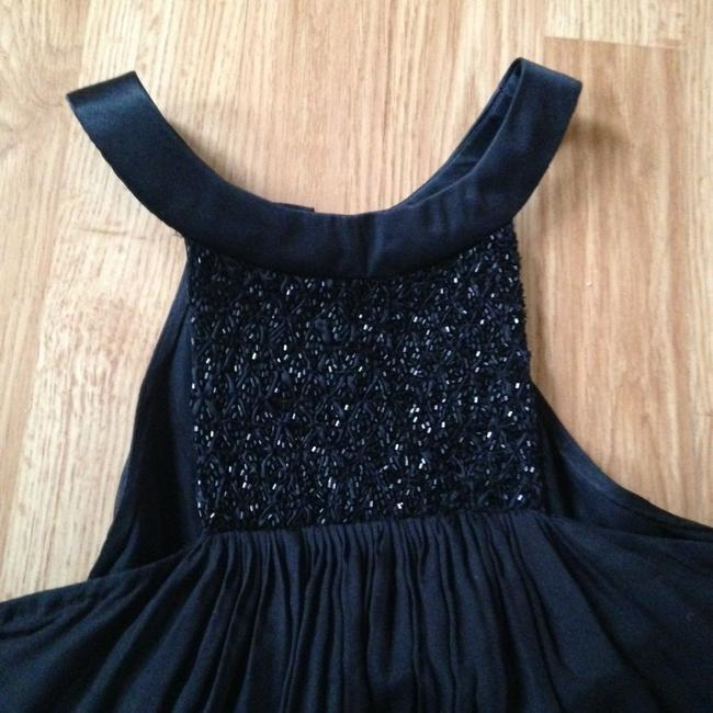 Brunya Beading Halter Neckline Dress