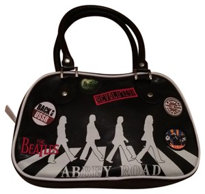Apple Corps The Beatles Satchel in Black