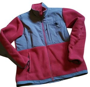 The North Face Denali Denali Denali Winter Red/Grey/Black Jacket