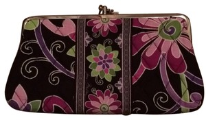 Vera Bradley 'Purple Punch' Wallet