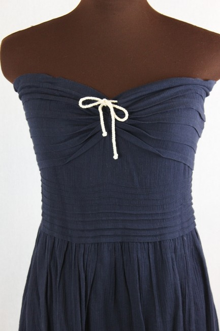 Odille short dress Navy Rope Sweetheart Nautical Day Cotton on Tradesy