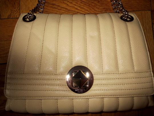 Kate Spade Quilted Leather Chain Shoulder Bag