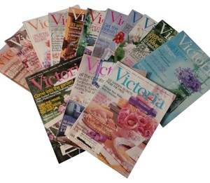 Victoria's Secret 29 back issues of 'loved' Victoria Magazine!