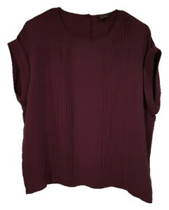 Theory Top Plum