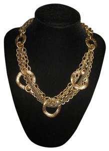 VCLM Multiple Chain Choker with Large Round Focal Hammered Links