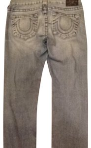 True Religion Vintage Boot Cut Jeans-Light Wash
