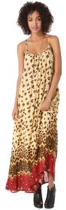 Leopard Maxi Dress by MINKPINK