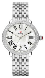 Michele NWOT MICHELE Serein 16 Diamond with stainless steel