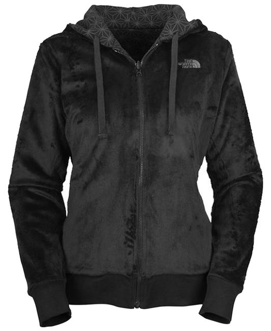 Item - Black/Gray Shout Out Reversible Full Zip Activewear Outerwear Size 8 (M, 29, 30)