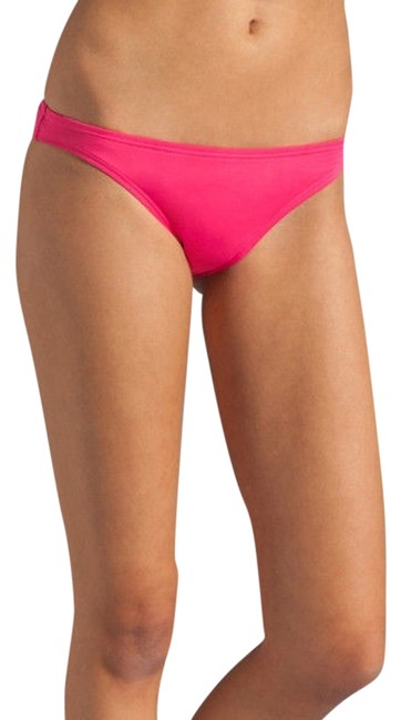 Juicy Couture juicy couture bikini bottoms swimsuit pink rushed sz XL