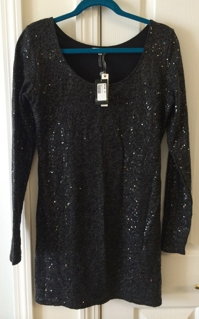 Buffalo David Bitton Sequin Mini Sexy Spring Dress
