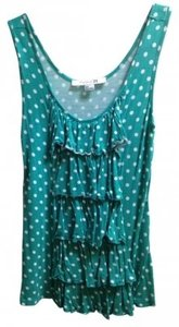 Forever Yours Top Teal
