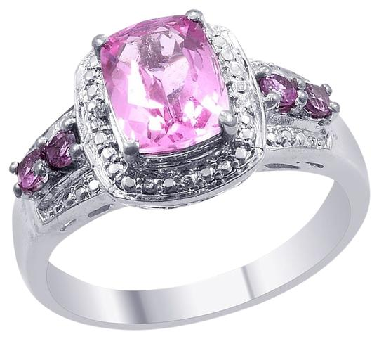 Unknown Pink Sapphire Ring