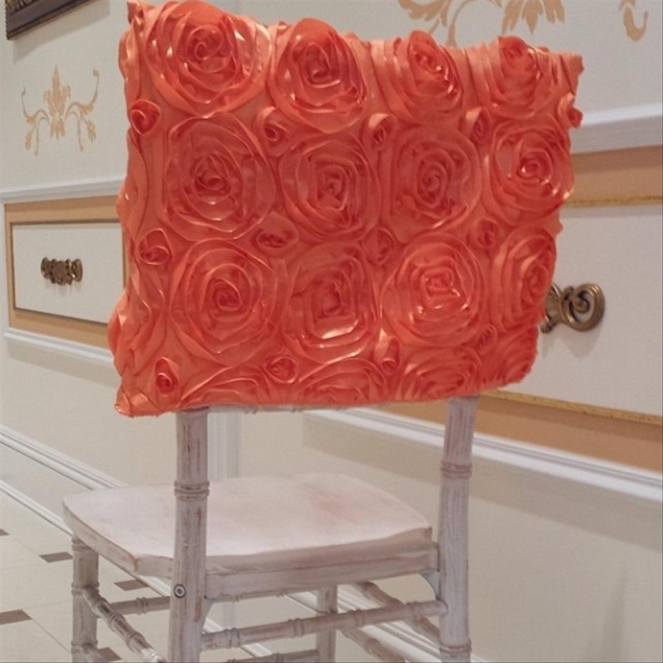 Phenomenal Orange Chair Covers Fancy Chair Cover Chiavari Chair Cover Wedding Decor Event Decor Wedding Ideas 66 Off Retail Machost Co Dining Chair Design Ideas Machostcouk