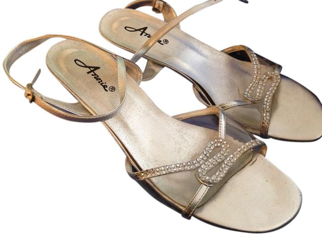 Item - Silver Formal Shoes Size US 11 Wide (C, D)