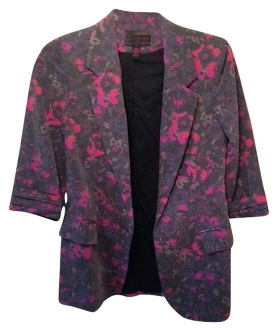 Preload https://item4.tradesy.com/images/modcloth-gray-floral-blazer-size-4-s-730353-0-0.jpg?width=400&height=650