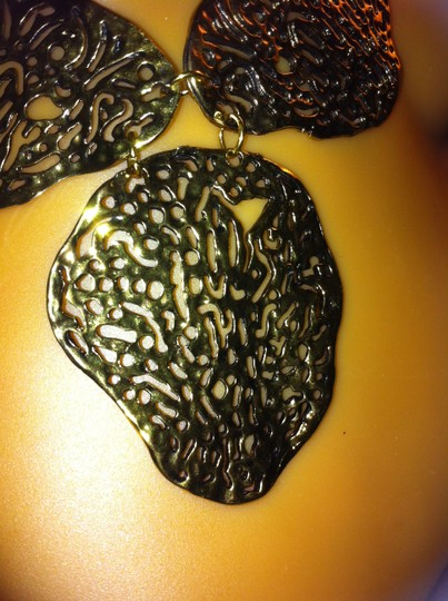 Other Trio Leaf Necklace 0009