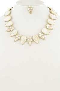 CaliJoules Sandy Beach Necklace