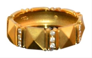 Chris Correia Chris Correia 18K yellow Gold and Diamond Band
