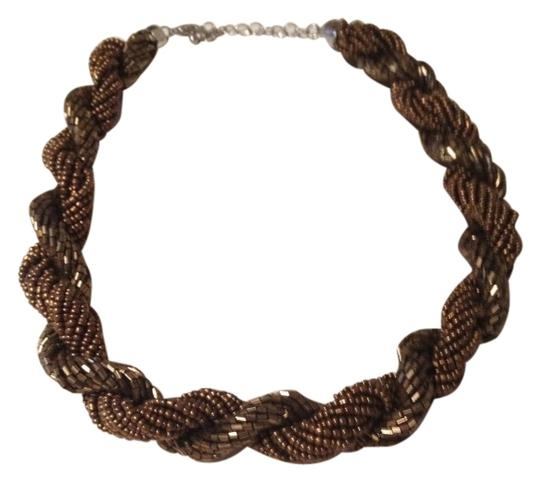 Other Twisted Bead Necklace