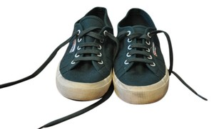 Superga Green Sneakers Casual Pine Green Athletic