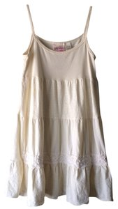Fresh Brewed short dress Ivory on Tradesy