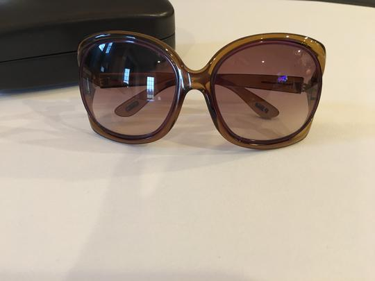 Tom Ford Tom Ford Classic Jaquelin Sunglasses. Image 1