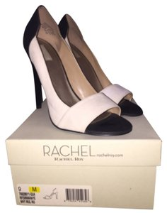 Rachel Roy Black and White Pumps
