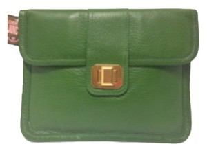 Juicy Couture Green Clutch