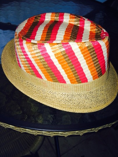 no designer Brand new Multi Color brim