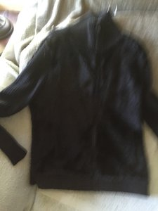 Charter Club Black Jacket