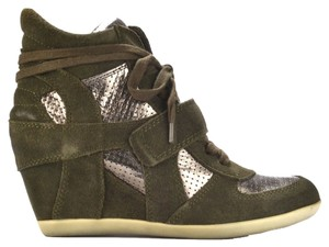 Ash Bowie Army Piombo, Military Green Athletic