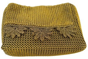 Ultimo gold Clutch