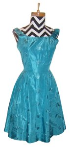 Prom Taffeta Mad Men Dress