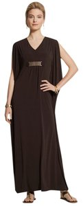 brown Maxi Dress by Chico's