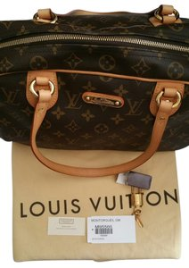 Louis Vuitton Montorgueil Gm Shoulder Bag