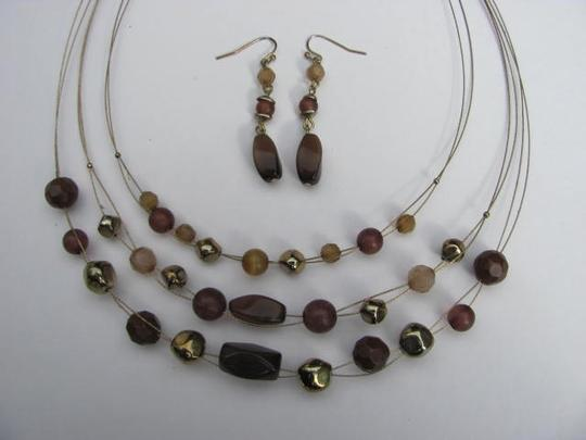 Other SET NECKLACE EARRINGS