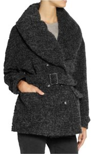Burberry Brit Wool Boucle Coat