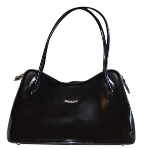 Gilda Tonelli Polished Leather Luxury Shoulder Bag