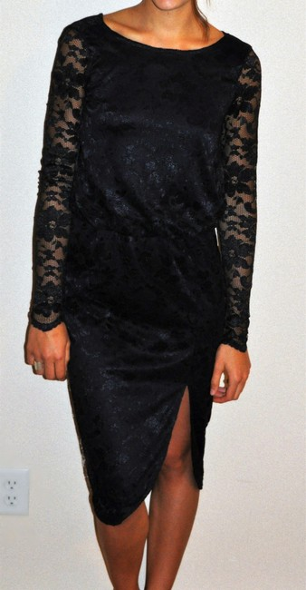 ASOS Lace Fitted Dress