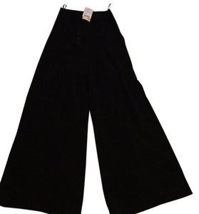 Elevenses Wide Leg Pants Blac