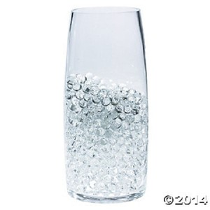 Clear - 100g Water Pearl Wedding Centerpiece Fill Out Vase Filler