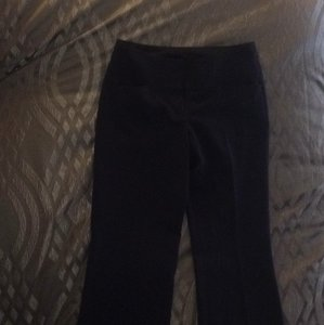 Express Editor Pants. Size 0R. Navy blue Straight Pants Navy Blue