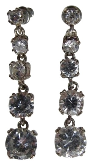 Preload https://item5.tradesy.com/images/silver-rhinestone-dangle-earrings-732214-0-0.jpg?width=440&height=440