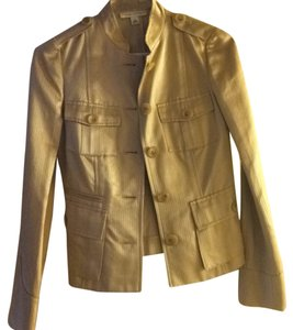 Banana Republic Gold Jacket