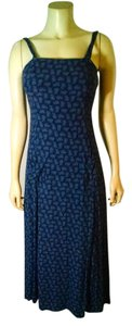 American Eagle Outfitters short dress navy Size 2 Long on Tradesy